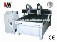CNC router engraver drilling and milling machineYMM1212/wood engraving machine
