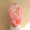 Fashion New winter warm polyester infinity scarf