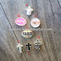hot sale cheap price fashion floating cross charms