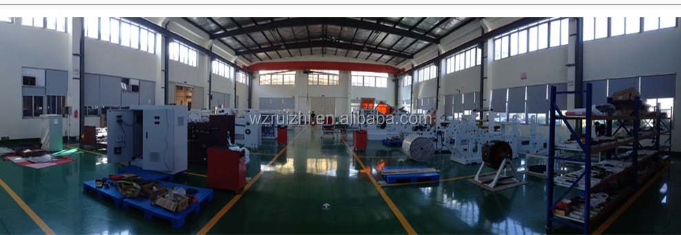 RZ-250 Full Automatic Best Quality Food Paper Bag Making Machine
