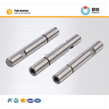 China manufacturer CNC machining precision rotor shaft for turbocharger