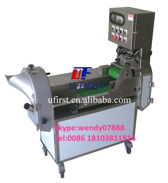 Multifunction Inverter Controlled Vegetable Cutter Machine