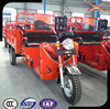 Comfortable Cargo Three Wheel Motorbike, Trike Motorcycle 150cc 175cc, 3 Wheel Trike Chopper