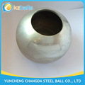 Andnozied Drilled 3 Inch Hollow Aluminum Sphere