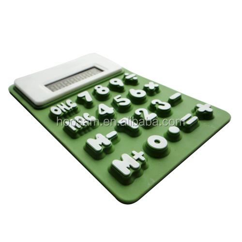 Digital Talking desktop calculator with 8 Digits