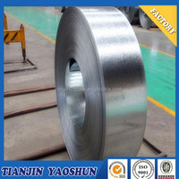 high quality hot dip galvanized steel strip coils