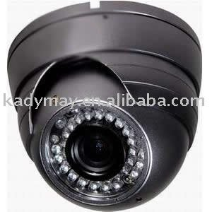 CCTV Dome Cameras with IR Illumination Internal Surveillance Camera Color Infrared Camera