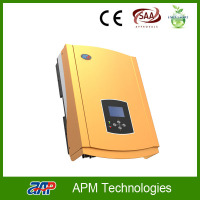 4.6kW solar inverter via solar panels to solar cell