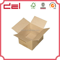 Strong double wall recycled apple fruit packaging box