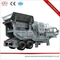2013 easy to transport save money mobile crusher plant