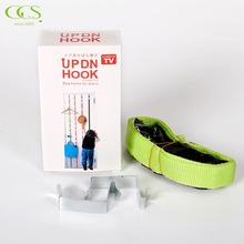 8 hooks Over The Door Hanger Rack Strap For Bags Hat Storage Organizing Over the Door Closet Organizer Purse Rack