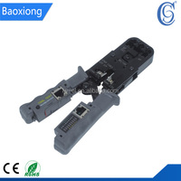 Power Crimping Tool Four-in-one Crimp & Cable Tester Tool