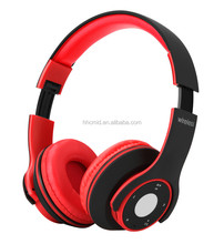 Wireless Stereo Headphone With SD Card Slot/Headphone FM Stereo Radio MP3 Player