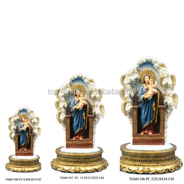 famous spanish religious statues