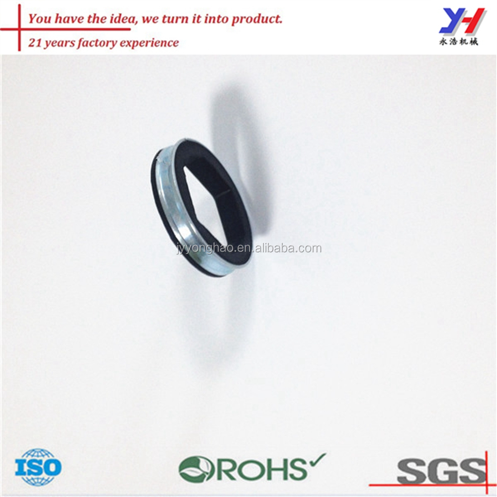 OEM ODM high quality stamped rubber metal plastic gasket factory