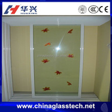 Durable Glass Panel Pvc Toilet Door Pvc Bathroom Door Price