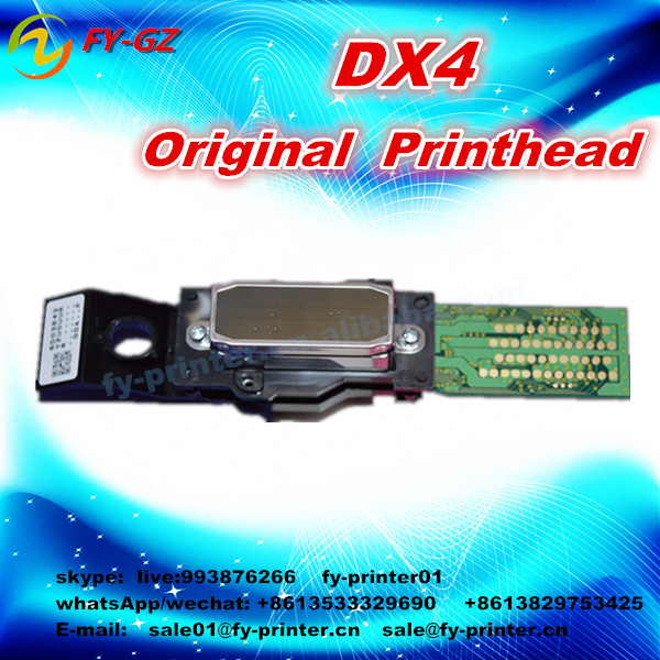 1440dpi Japan original dx4 eco solvent print head/ dx4 printhead/dx4 printer head