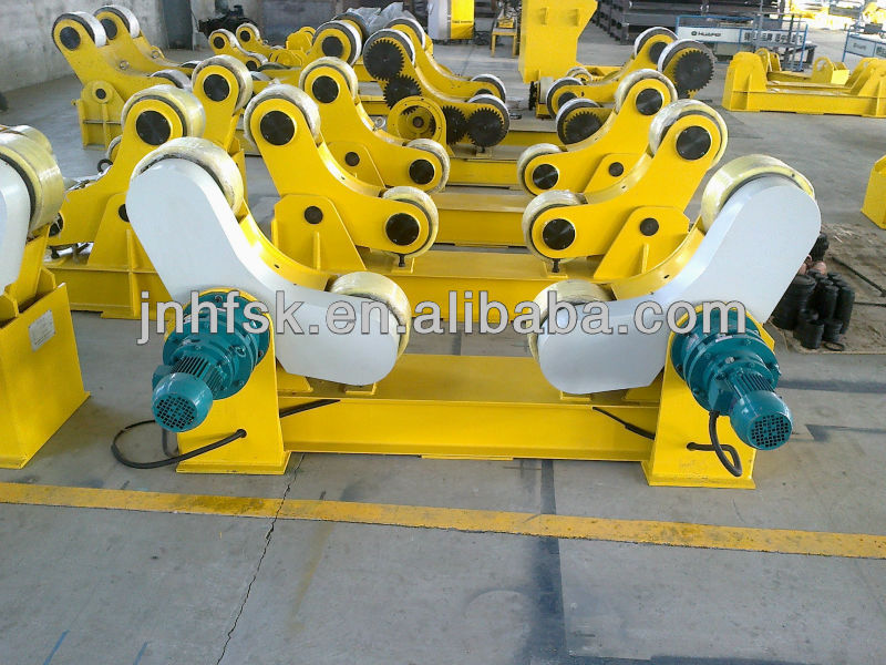 Self Aligning Automatic Welding Roller/Conventional Automatic Welding Turning Roller With High Quality