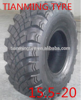 China TIANMING wholesale used military tires for sale 37x12.5r16.5/15.5-20/13.00-18