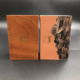 wooden box with paper sleeve package for OUD without EVA