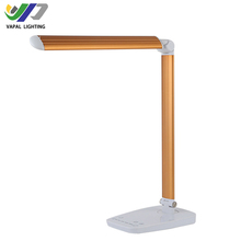 VAPAI Eyes Protection Kid Students LED Reading Lamp Folding Dimmable Desk Lamp with usb port