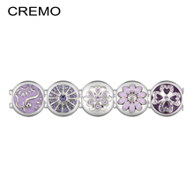 Cremo Zircon Daisy Love Heart Link Clover Micro Paved Flowre Christmas Gift Jewelry Accessories Charm Enamel Hand Connectors