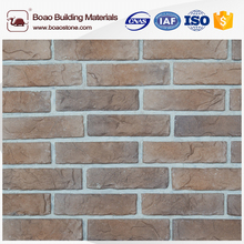 Fireproof ornament artificial brick stone brick veneer decoration brick