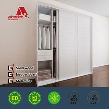 custom modern sliding door bedroom wardrobe