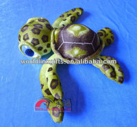 No copy high quality plush toy big eye turtles for sale