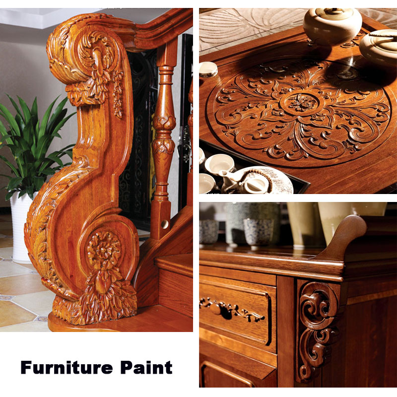 Maydos 2K Polyurethane Wood furniture Varnish Paint (China paint supplier/maydos paint)