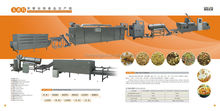 corn flakes/corn snakes extruding machine/production line