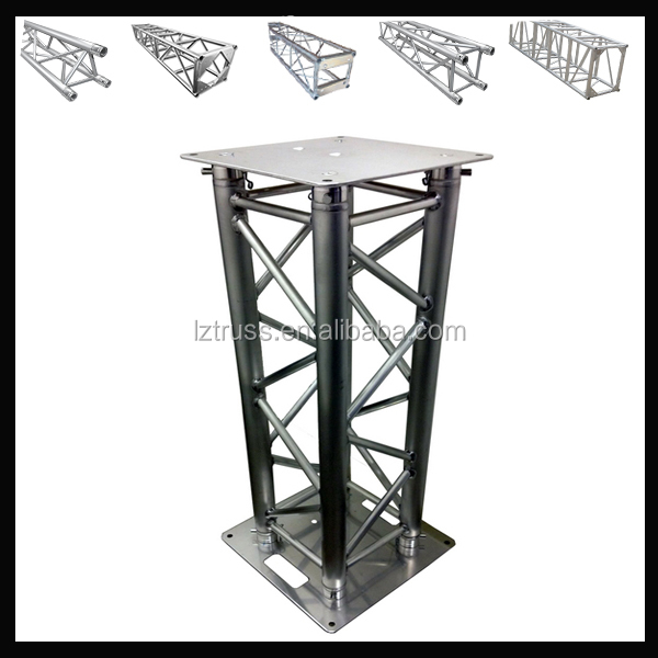 Stage cheap truss arch lighting truss indoor outdoor for Cheap truss systems