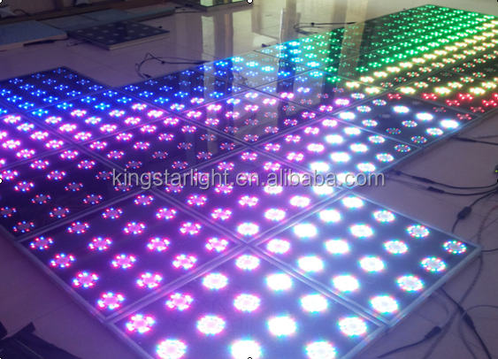 2016 Hot sale hd LED display full Sexy xxx Movies Video Dance Floor Stage Effect Light For Christmas Disco Club Party Wedding