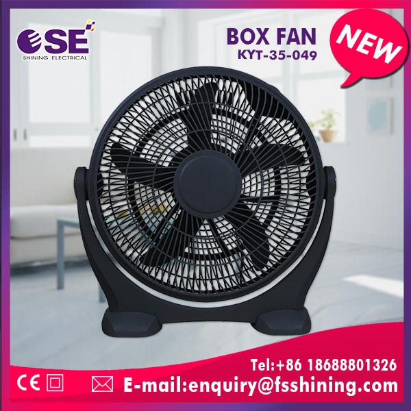 rotary grill supplier cheap box fan -Product category