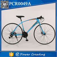 21 Speed carbon steel material fashion desion new design road bike