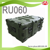 China factory OEM/ODM shockproof watertight IP67 19inch Roto Shock Rack case 6U