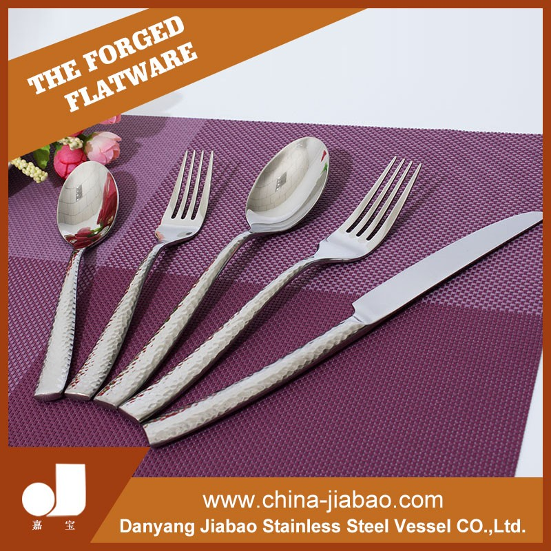 2017 new flatware for event party supply