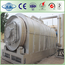 Very Small Pyrolysis Plant 15 tons per day