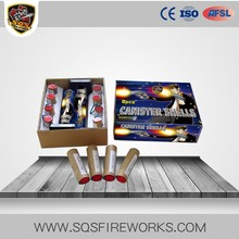 Wholesale 1.75 inch artillery shells canister shells fireworks