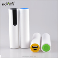 portable power bank mobile external battery power bank stick 2200 mah usb charger for iphone power bank
