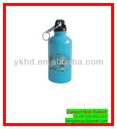 Updated beautiful usa standard passed aluminum bottle