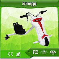 New electric drifting scooter Freego adult three wheel electric motor bike