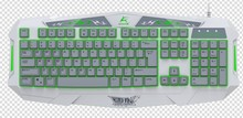 Expert wired gaming keyboard