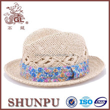 Hot sale fashion pictures of mens hats safari knit hat for men
