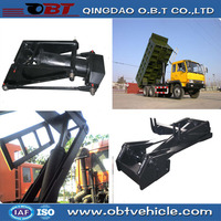auto lift hydraulic hoist for dump truck