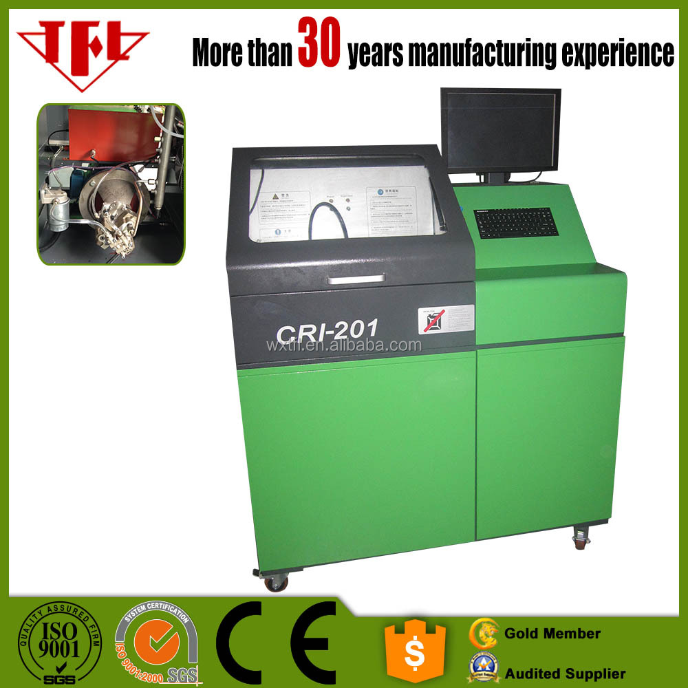 Professional cr3000a-708 common rail test bench with low price