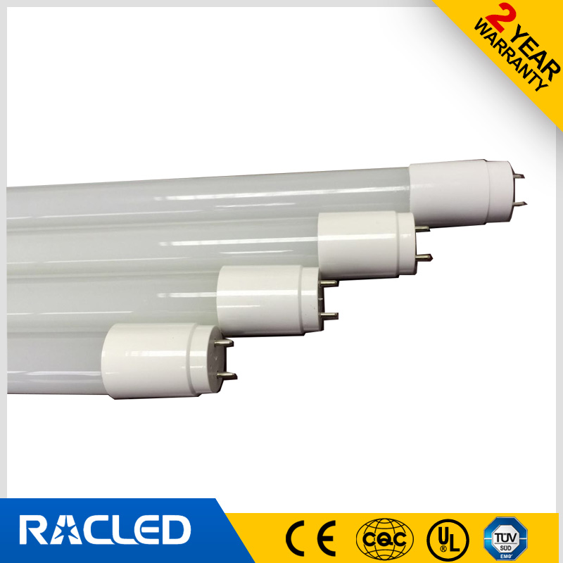 high lumen all Single-ended power supply cool white 6000k 100lm/w 1200mm glass t8 led <strong>tube</strong> t8 18w