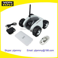 Wireless cctv remote control hidden camera