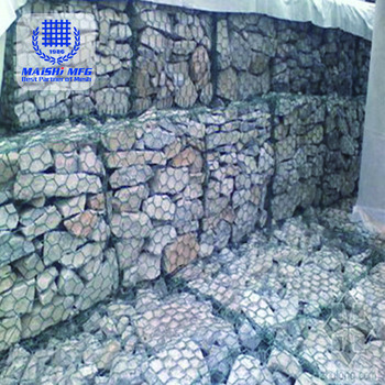 Gabions Temporary Fencing