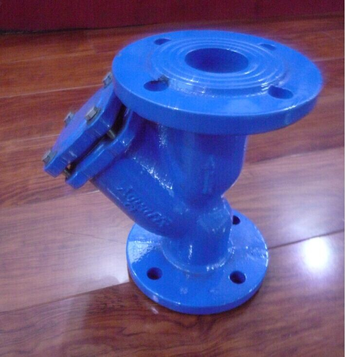 Y type GL41H-16 ductile iron strainer alibaba express made in china